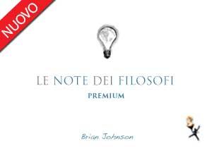 Le Note dei Filosofi Premium